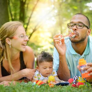 Happy family that used an Adoption Attorney Tulsa, Oklahoma